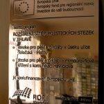 Gravírování publicita EU tabule - MIHAL s.r.o. Velká Biteš u Brna