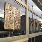 gravírování Státních a obecních znaku – Mihal s.r.o. Velká Biteš u Brna