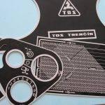 Gravírování štítků pro průmysl - MIHAL s.r.o. Velká Biteš u Brna